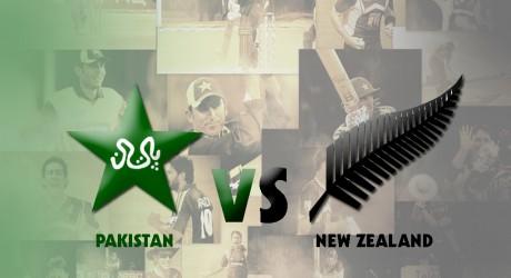 Watch Online Pak V NZ live cricket Info