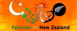 Watch Live Match Pakistan V New Zealand
