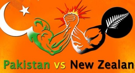Watch Live Match Pakistan V New Zealand