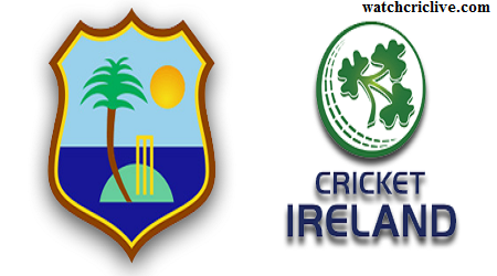 Ireland vs West Indies
