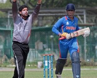 UAE vs India