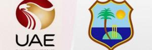UAE vs West Indies