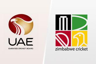 UAE vs Zimbabwe