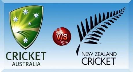 Australia vs NZ