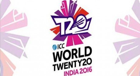 ICC T20 WC 2016 Logo